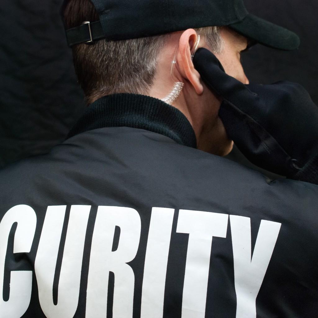 College Security Marijuana Bust SQUARE