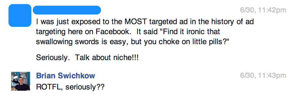 Facebook Advertising Prank