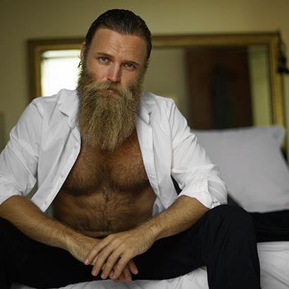 Chris Stoikis founder of dollar beard club has a magnificent beard