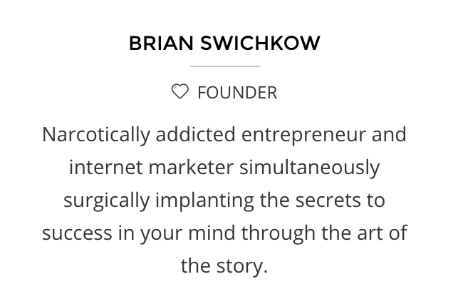 my social sherpa archived ambiguos about me brian swichkow