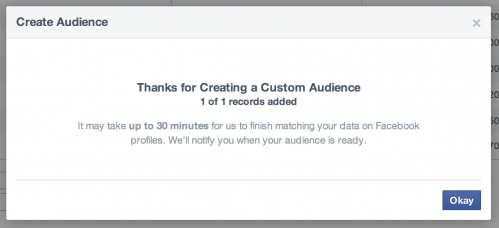 How To Create A Custom Audience On Facebook 2
