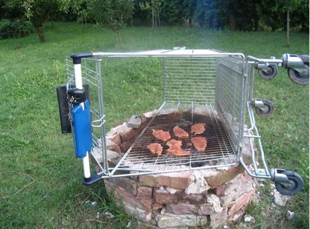 What BBQ's are like when you are poor imgur