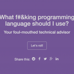 what programming language should I use