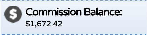 affiliate commission balance found in spam folder